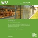 Workshop 3 WS 2011-12