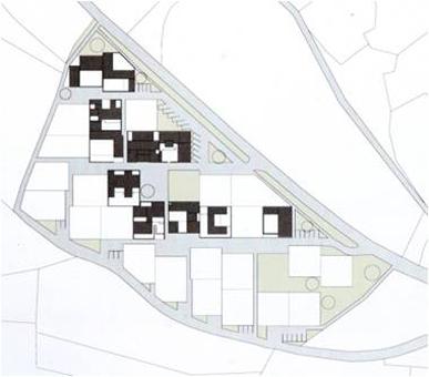 Raumplanung, Architektur, Ingrid Eberl, Lehre, Hofhäuser