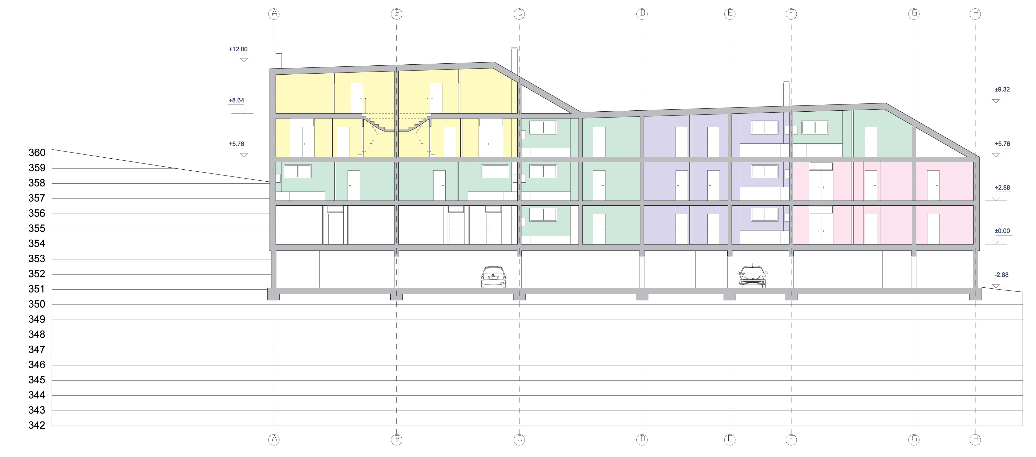 Raumplanung, Architektur, Ingrid Eberl, Wettbewerb Hausmannstätten