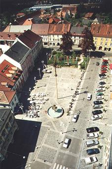 Hauptplatz Judenburg 1