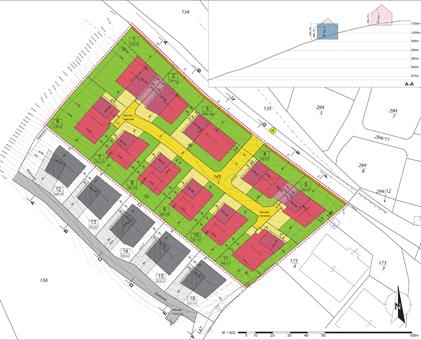 Raumplanung, Architektur, Ingrid Eberl, Bebauungsplan