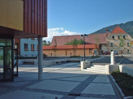 Raumplanung, Architektur, Ingrid Eberl, Gemeindezentrum Perchau