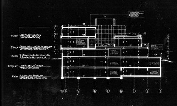 Rotkreuzzentrum Graz, Ingrid Eberl, Architekturbüro, Wettbewerbe
